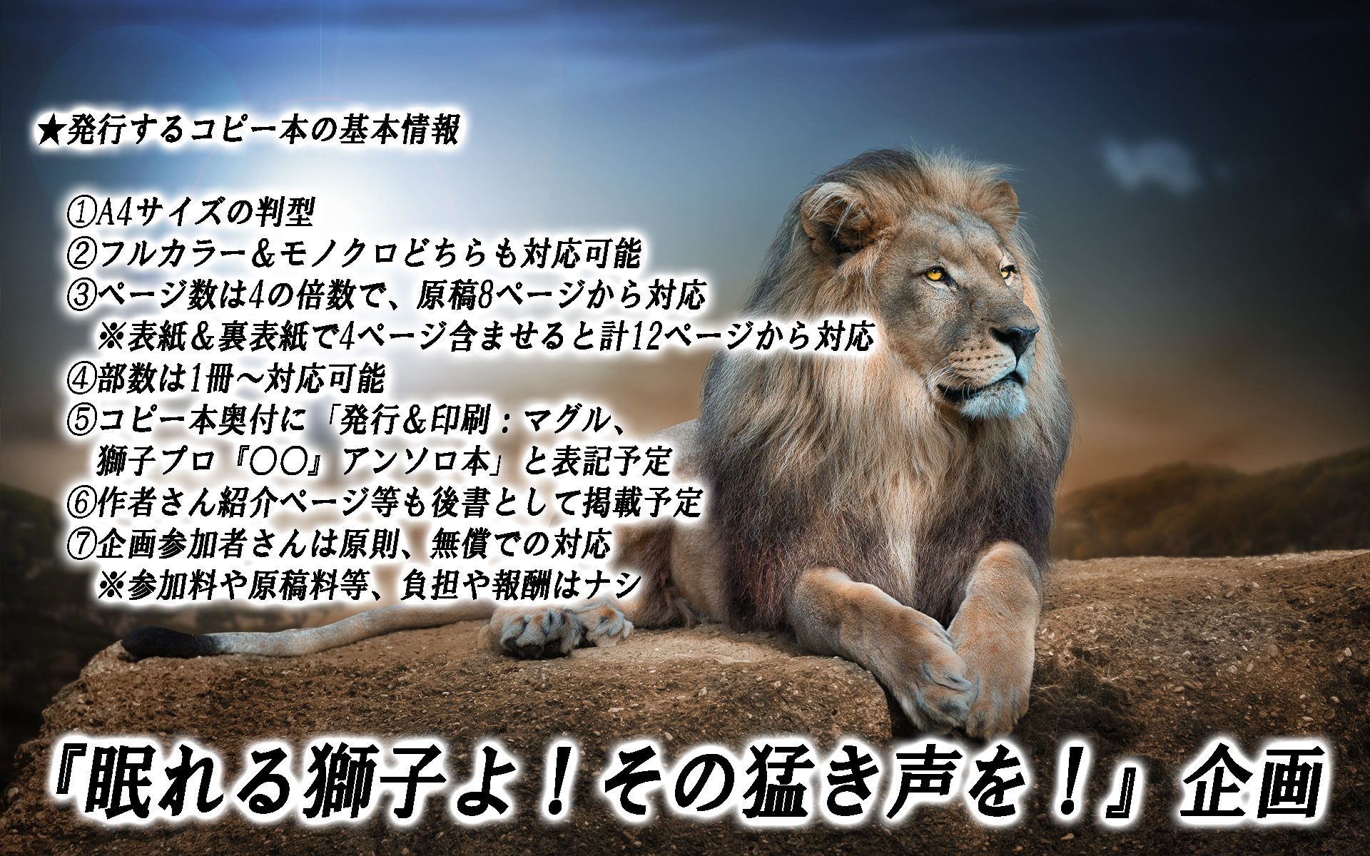 獅子プロPOP2基本情報